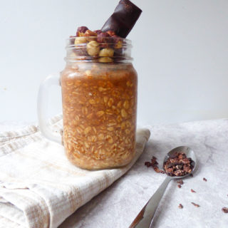 cocoa overnight oats