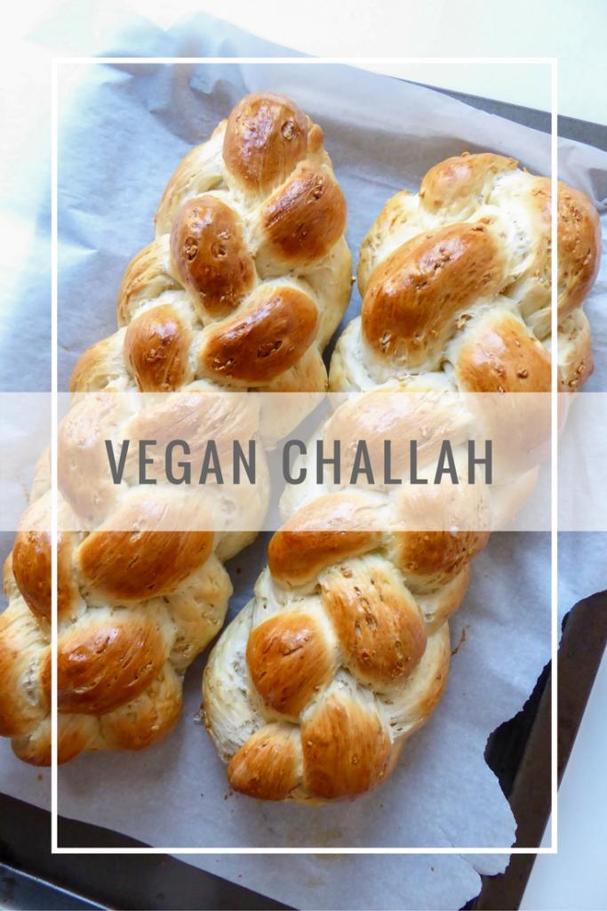 Vegan Challah
