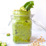 ARUGULA AVOCADO PESTO
