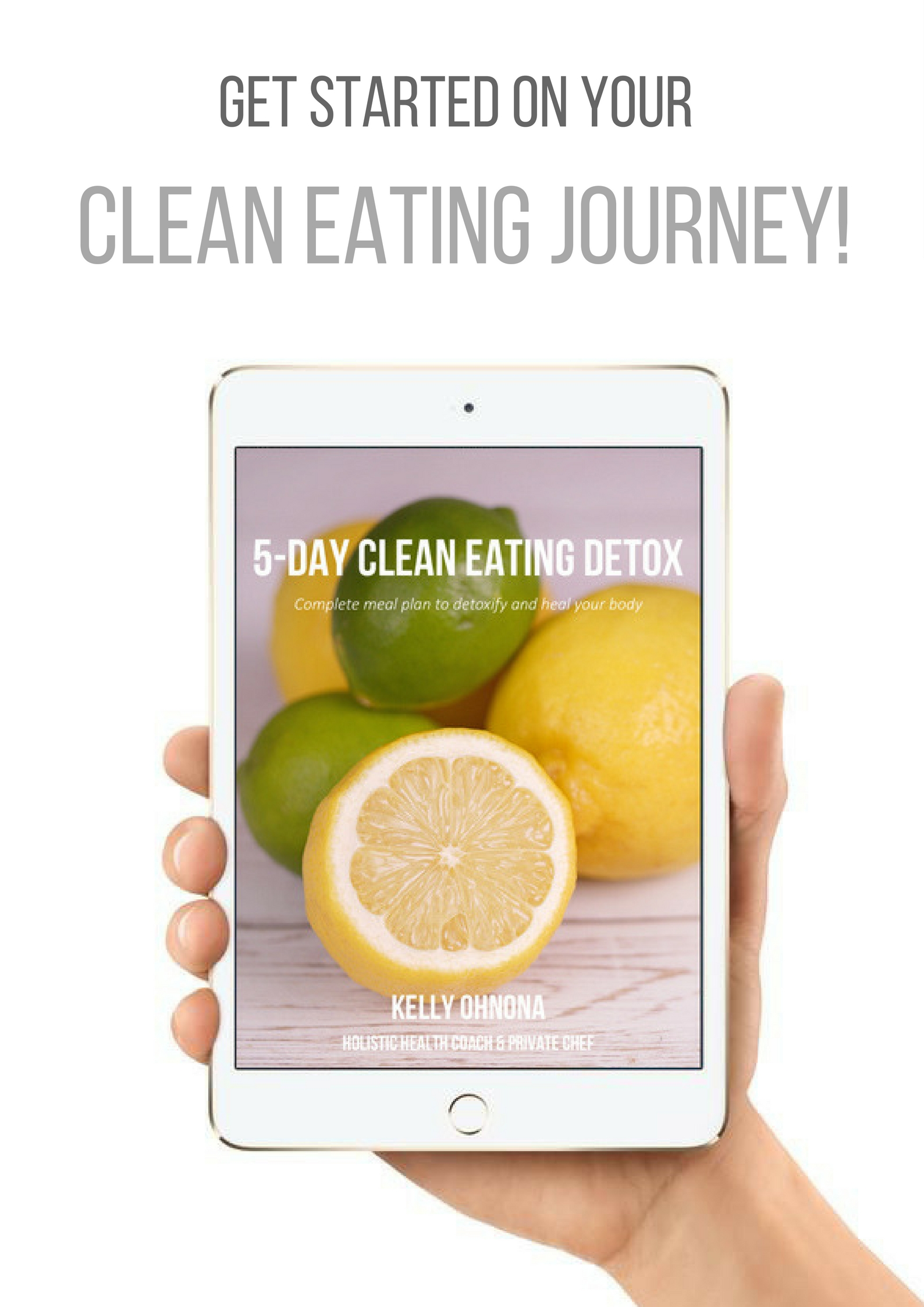 5-day clean eating detox meal plan