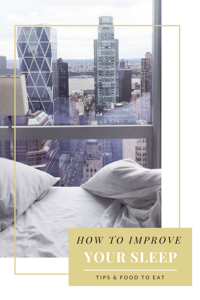 How To Improve Your Sleep - Tricks and tips to improve your sleep overtime.